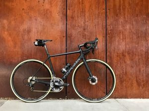 Beautiful cervelo bike