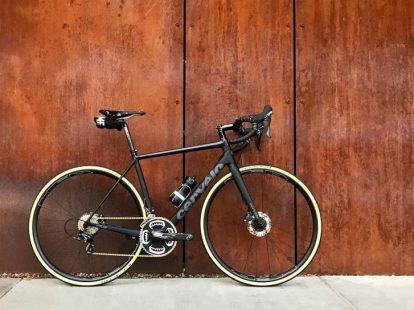 Beautiful cervelo bike