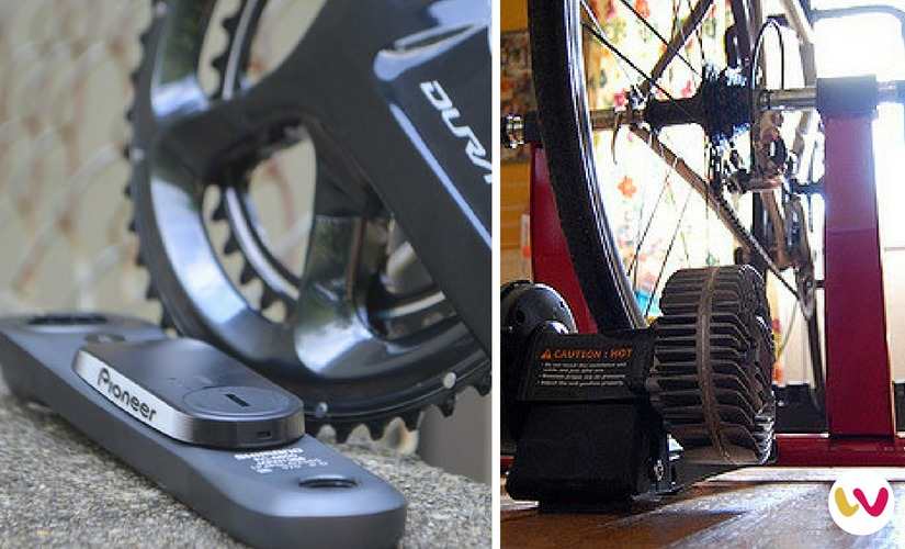 Power Meter & Turbo Trainer