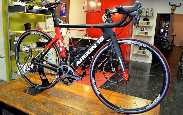 Performance road bike