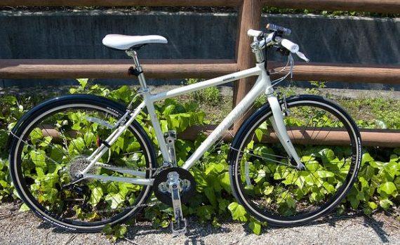 hybrid road bike