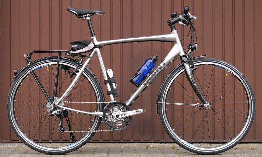 Ultimate hybrid bike