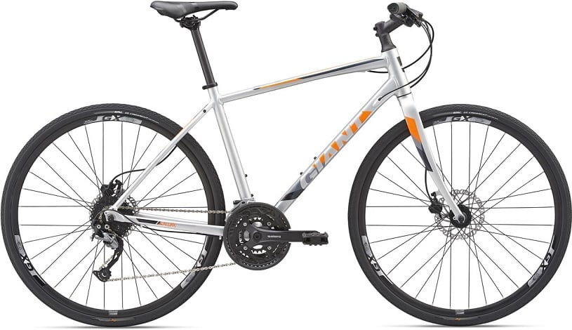 Giant Escape 1 Disc Hybrid Bike