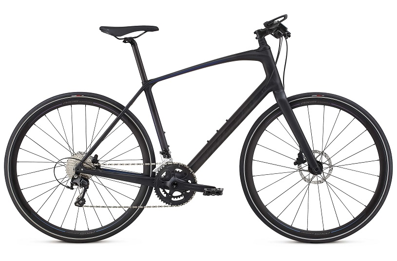 Specialized Sirrus Expert Carbon Hybrid Bike