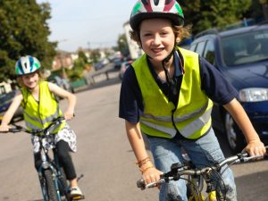 Sustrans Big Pedal Movement