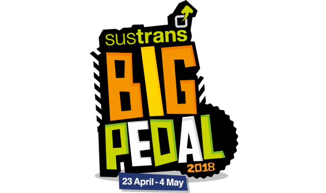 Sustrans Big Pedal Movement 2018