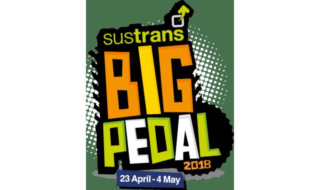 Sustrans Big Pedal Movement 2018
