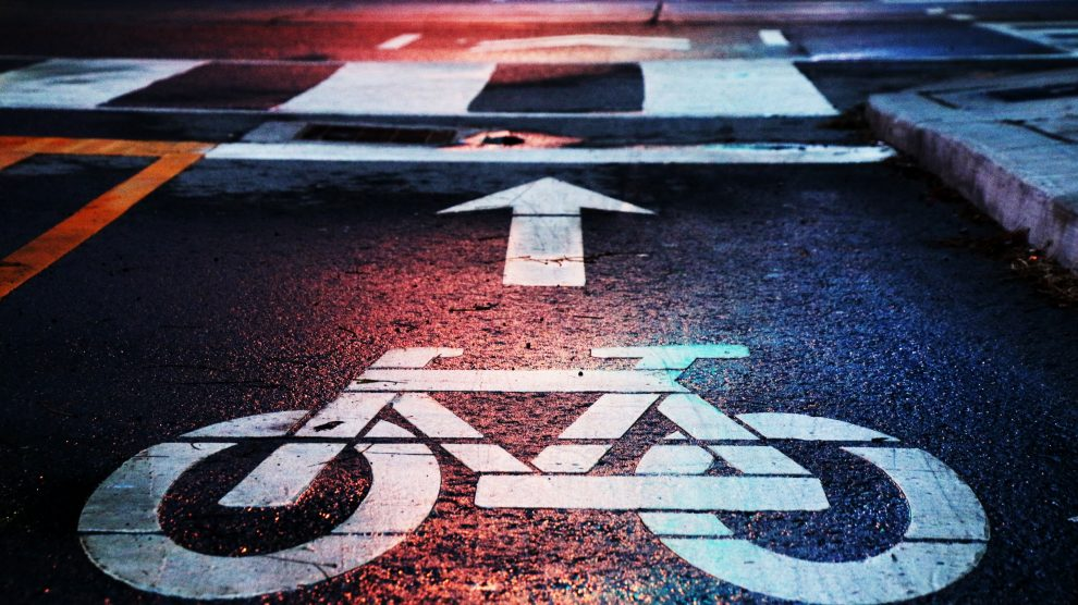 Cyclist This Way