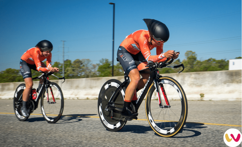 TT Cyclists