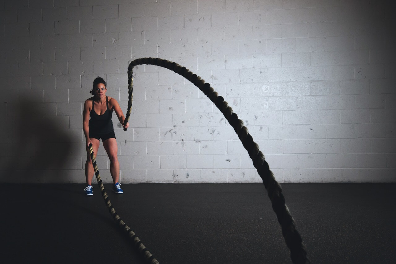 Preworkout benefits - improved focus and concentration during workouts