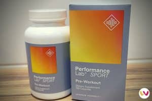 Performance Lab® Sport Pre-Workout Review 1