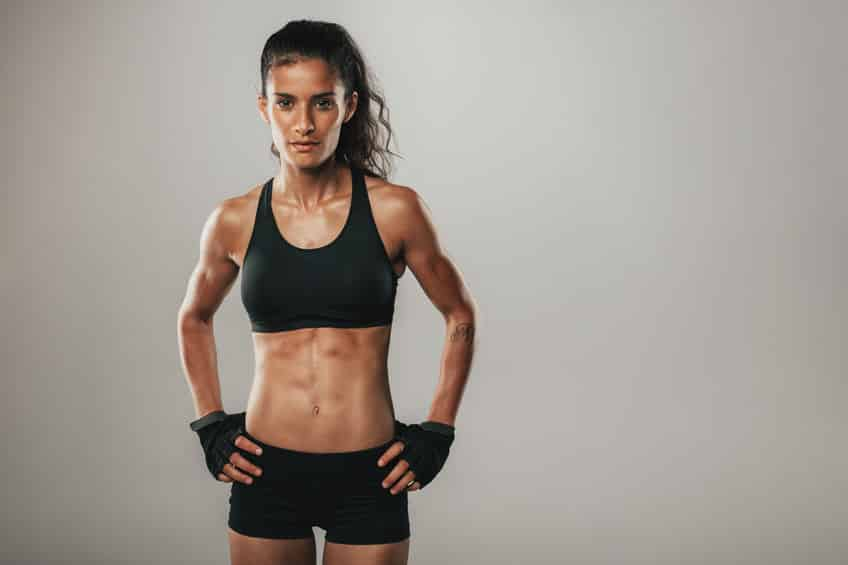 Reduce Stomach Fat With Health Diet And Workout