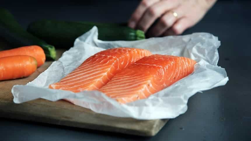 fatty fish fat burning food