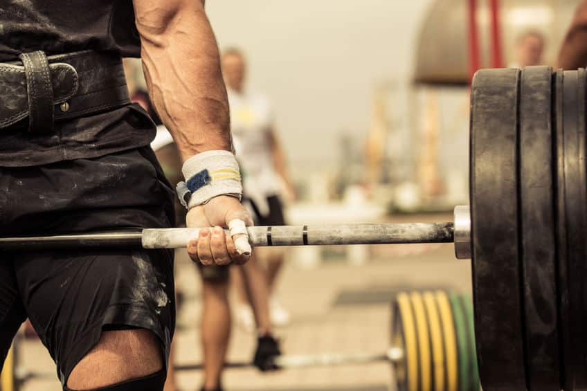 Weightlifting Boosts Testosterone