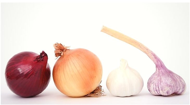 Onions & garlics as a natural testosterone booster