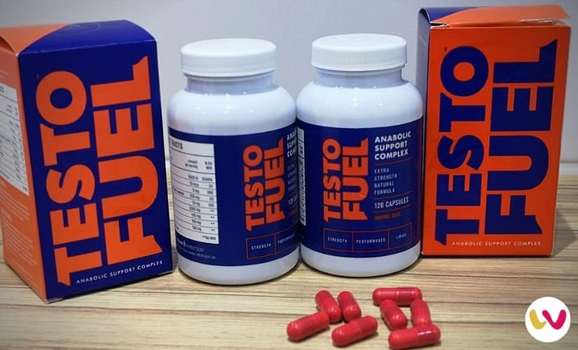 TestoFuel Review 2 bottles
