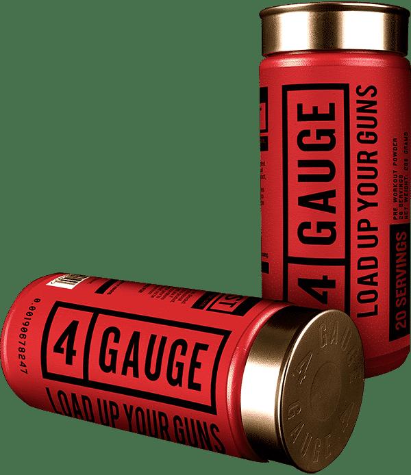 4 gauge pre workout - the best pre workout supplement