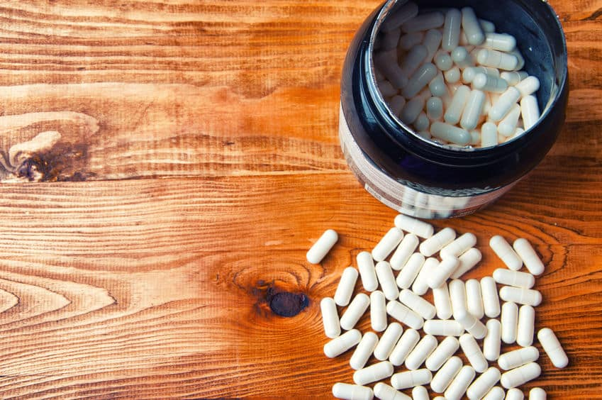 Creatine as a nutritional supplement