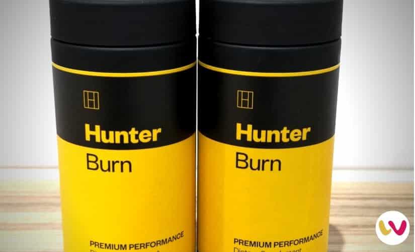 Hunter Burn Premium Fat Burner Supplement