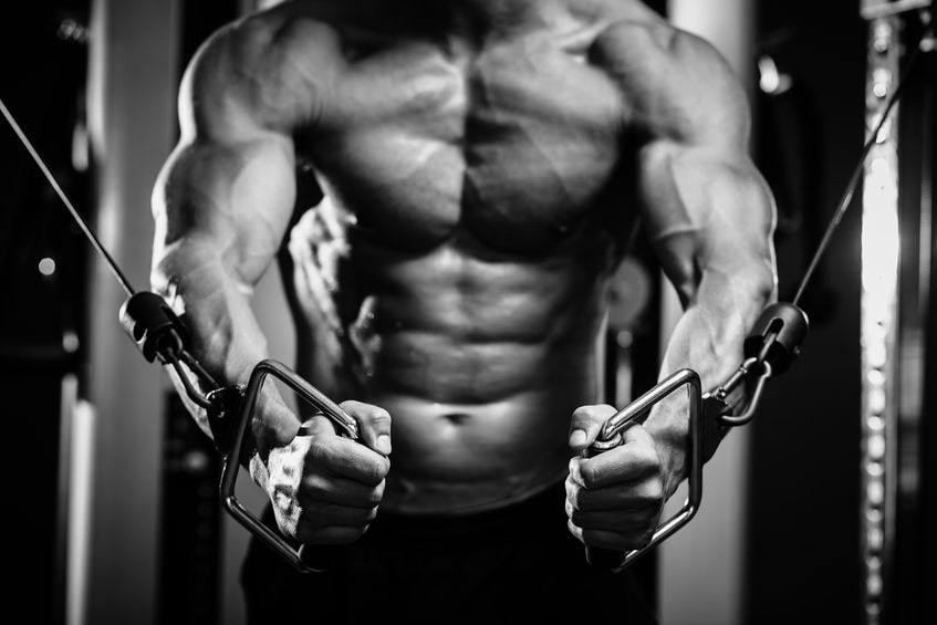 Creatine can increase muscle mass