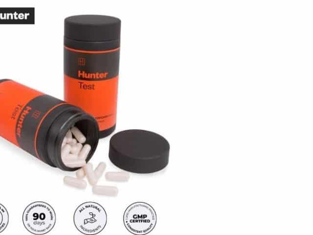 Hunter Test Premium Testosterone Booster