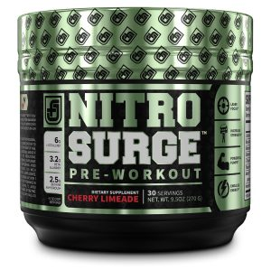 NitroSurge by Jacked Factory - Best Pre-workout Supplement