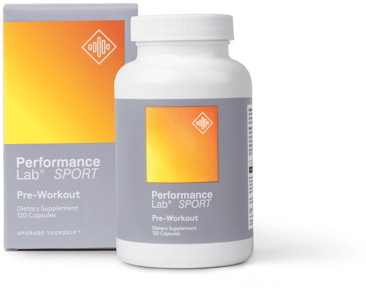 Performance Lab Sport Pre-workout - Best Pre-workout Supplement