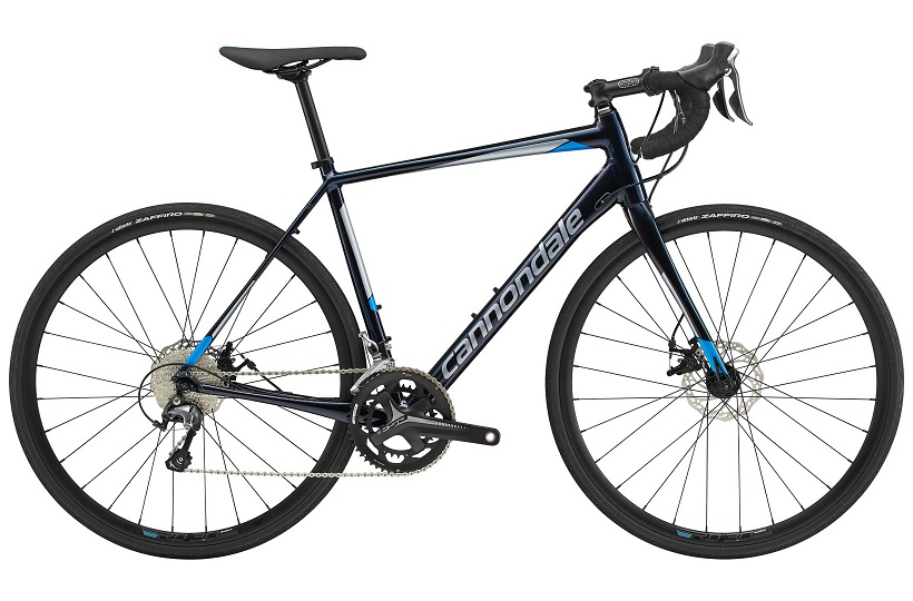 Cannondale Synapse Alloy Disc Tiagra - Best Road Bikes Under £1,000