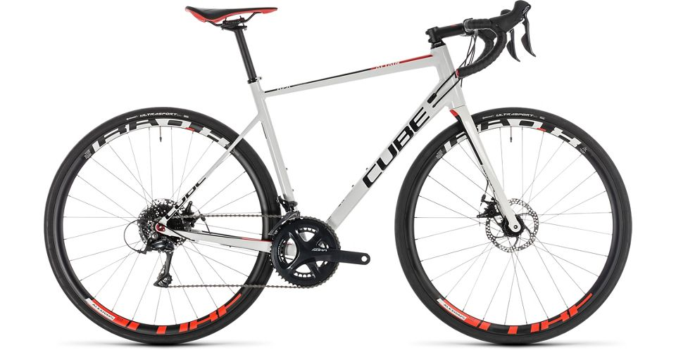 Cube Attain Pro Disc - Best Road Bikes Under £1000