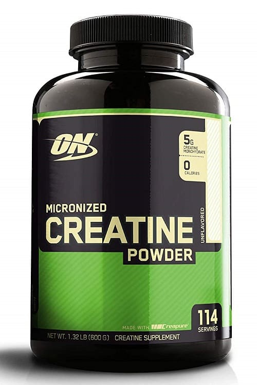 Micronized Creatine Monohydrate by Optimum Nutrition