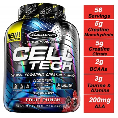 Muscletech Cell Tech Creatine-min