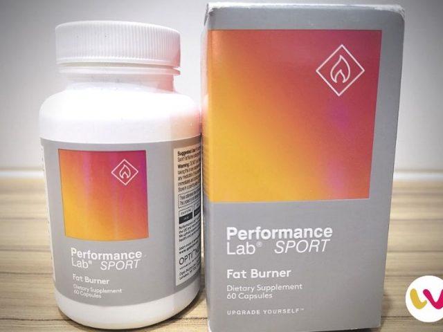Performance Lab SPORT Fat Burner
