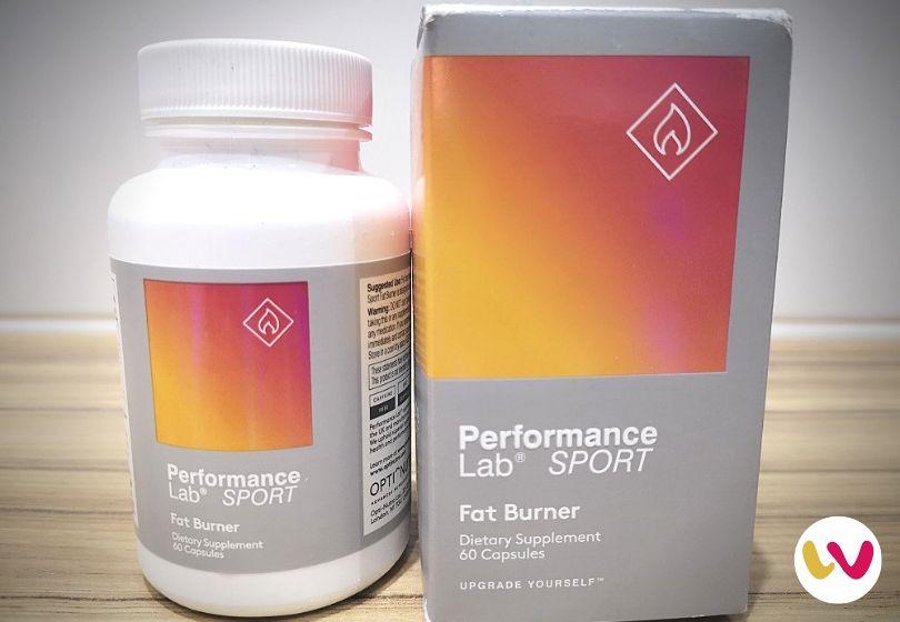 Performance Lab Sport Fat Burner Review Effective Dosage