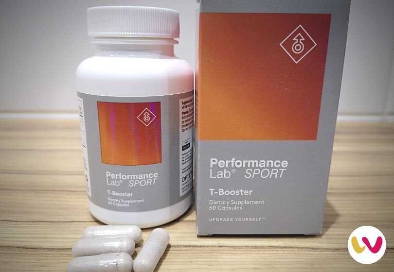 Performance Lab Sport T-Booster Dosage