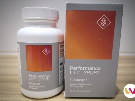 Performance Lab Sport T-Booster Review