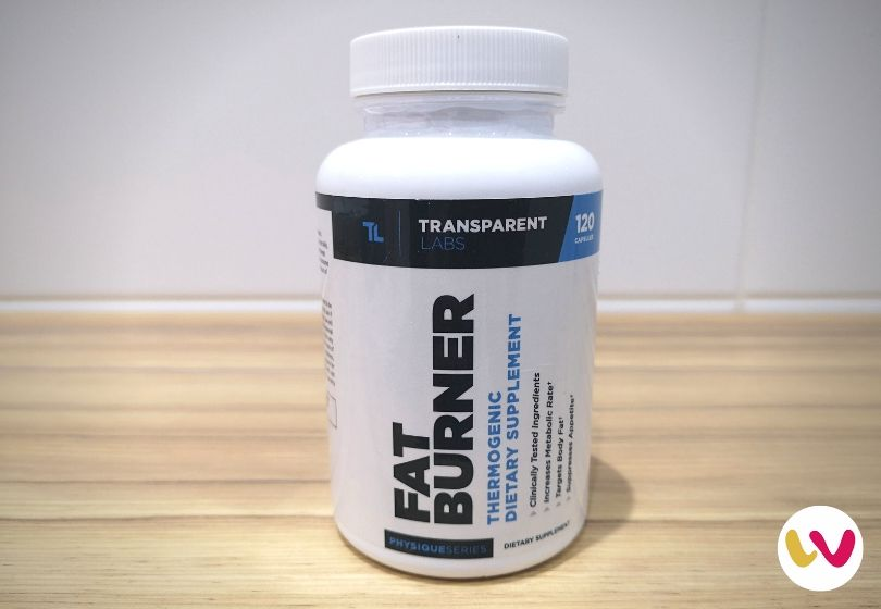 Transparent Labs PhysiqueSeries Fat Burner Review