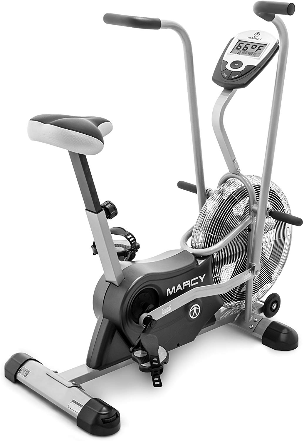 Marcy AIR-1 Upright Exercise Bike