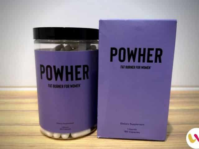 Powher Fat Burner Review